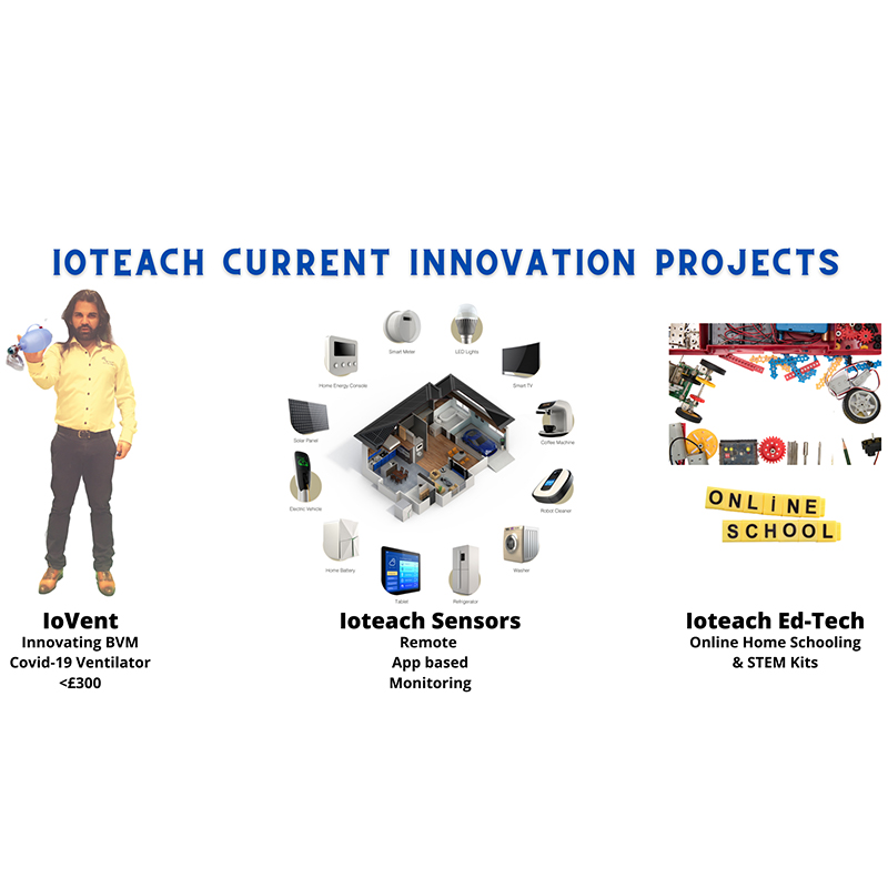 ioteach innovation projects